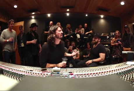 Dave Grohl and Zac Brown Band Announce 'The Grohl Sessions Vol. 1'