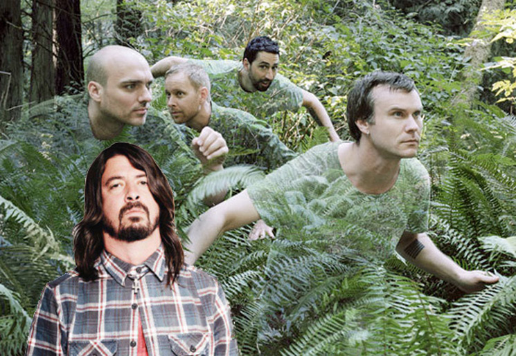 Dave Grohl Is Allegedly Blocking the Release of Sunny Day Real Estate's New Album