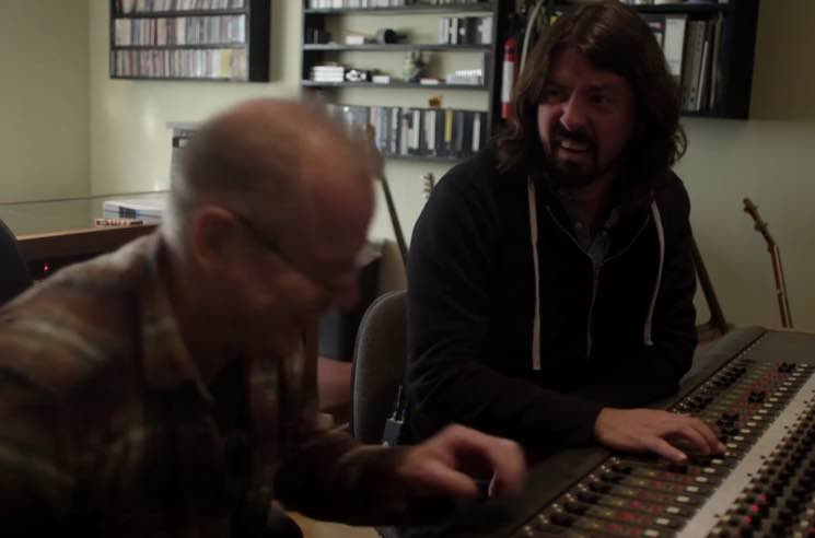 ​Dave Grohl's Very First Song Surfaces in 'Sonic Highways' Outtake