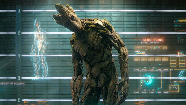 Vin Diesel Wants to Make a Standalone Groot Movie