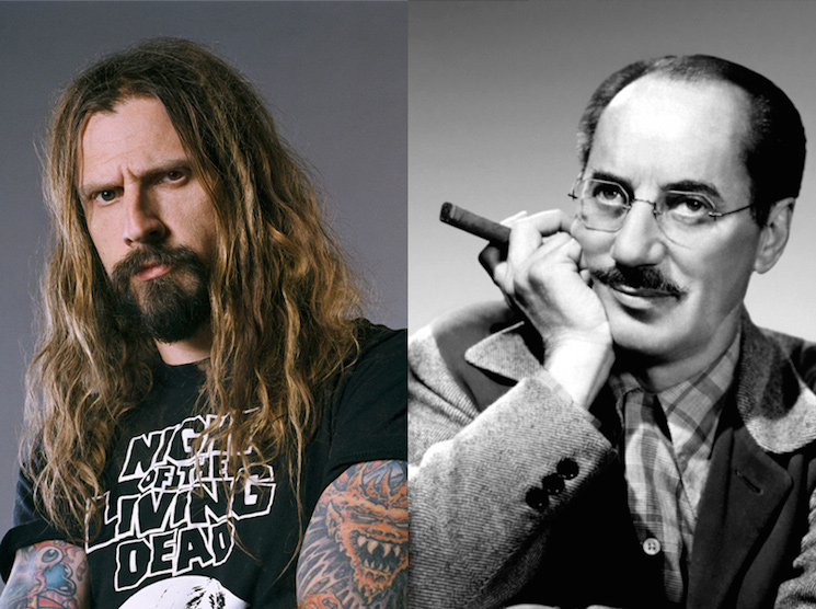Rob Zombie Directing Film About Groucho Marx