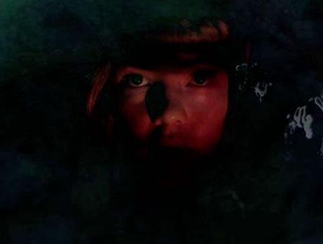 """Grouper """"Alien Observer"""" (video)"""
