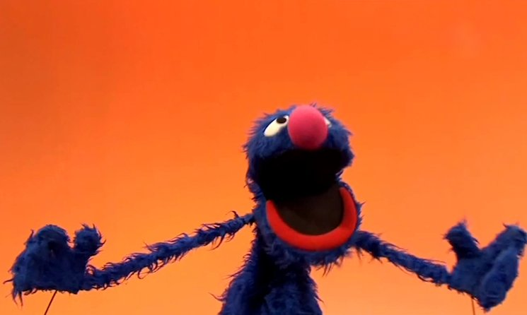 We're Pretty Sure Grover Just Said 'Fuck' on 'Sesame Street'