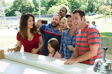 Grown Ups 2 Dennis Dugan