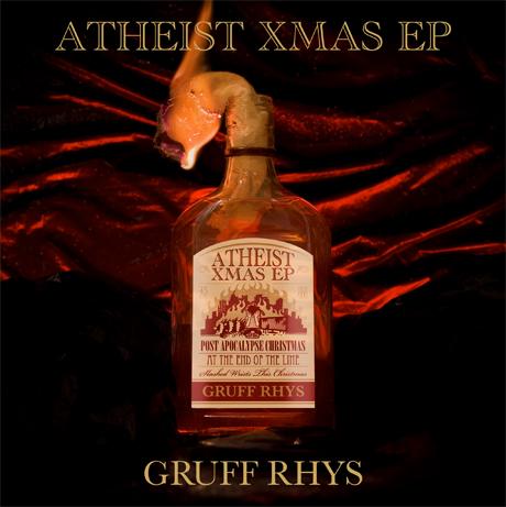 Gruff Rhys Announces 'Atheist Xmas' EP