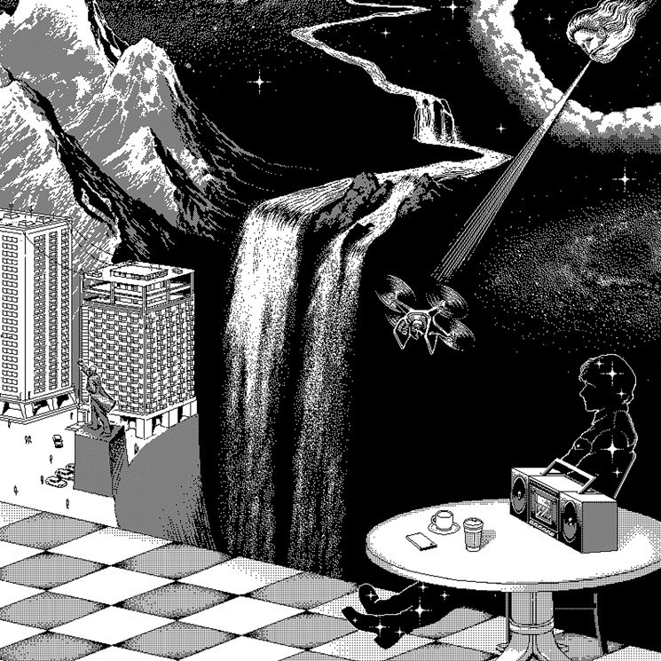 Super Furry Animals' Gruff Rhys Enlists a 72-piece Orchestra for New 'Babelsberg' Solo Album