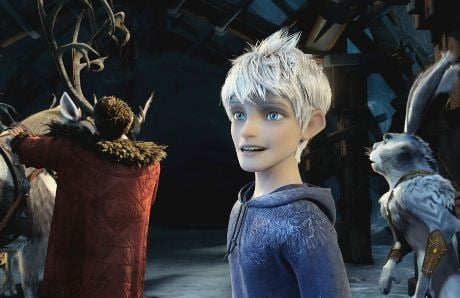 Rise of the Guardians Peter Ramsey