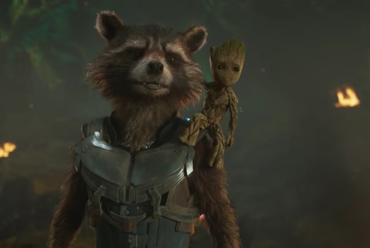Baby Groot Steals the Show in the 'Guardians of the Galaxy Vol. 2' Super Bowl Spot