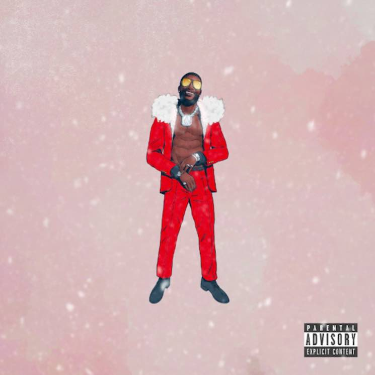 Gucci Mane Gifts Us 'East Atlanta Santa 3'