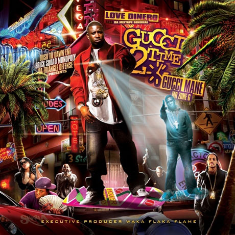 Gucci Mane <i>Gucci 2 Time</i> mixtape