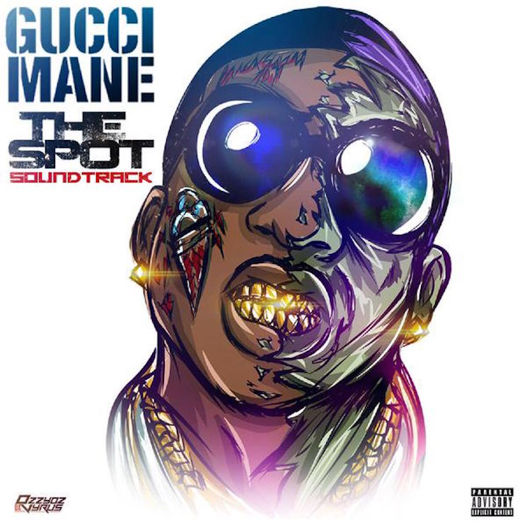 Gucci Mane 'The Spot' (mixtape)