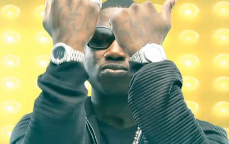 "Gucci Mane ""Mouth Full of Golds"" (ft. Birdman) (Video)"