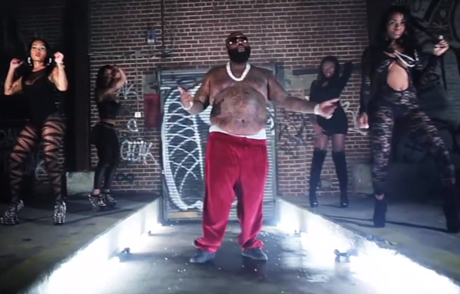 "Gucci Mane ""Head Shots"" (ft. Rick Ross) (video)"