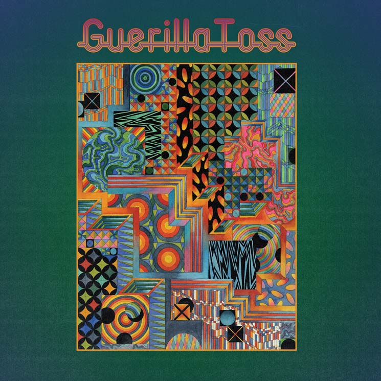 Guerilla Toss Twisted Crystal