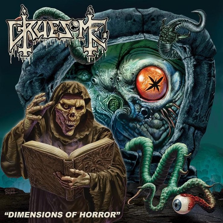Gruesome Return with 'Dimensions of Horror' EP