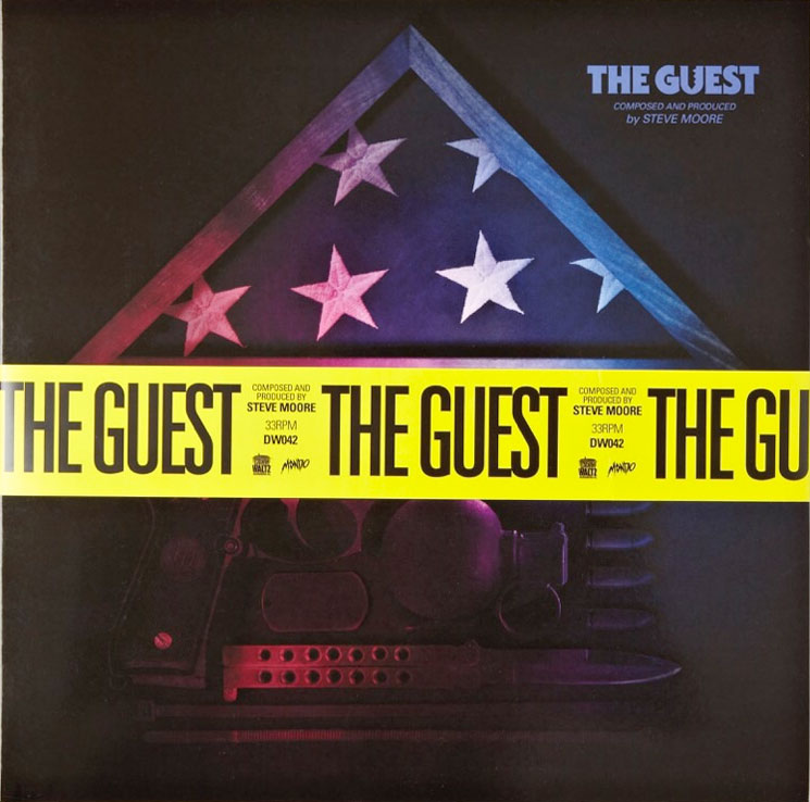 Zombi Member Steve Moore's Score to 'The Guest' Gets Death Waltz Release