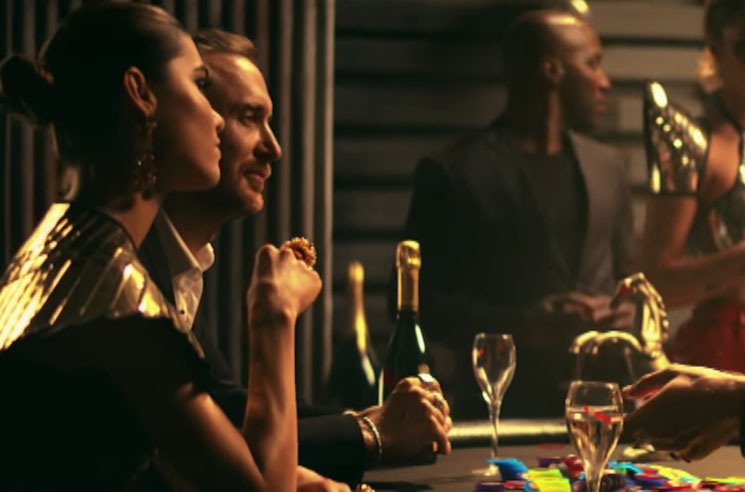 "David Guetta ""Bang My Head"" (ft. Sia & Fetty Wap) (video)"