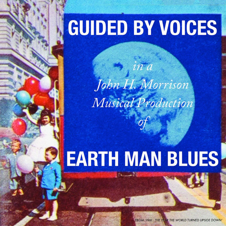 Guided By Voices Are Back with New Album 'Earth Man Blues'
