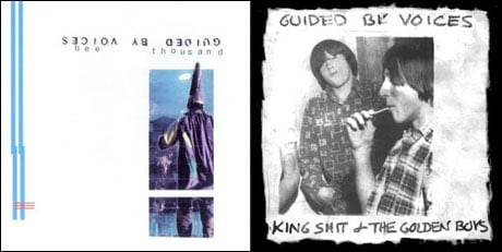 Guided By Voices Treat 'Bee Thousand' and 'King Shit & the Golden Boys' to Vinyl Reissues