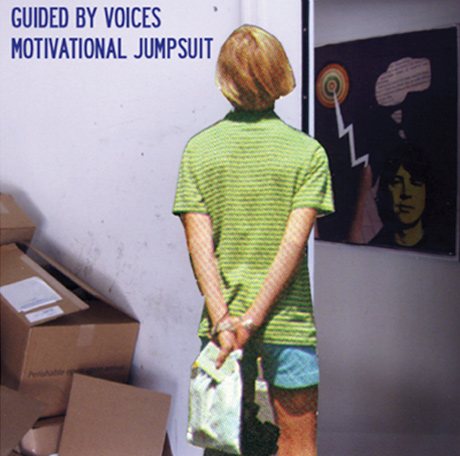 Guided By Voices Motivational Jumpsuit