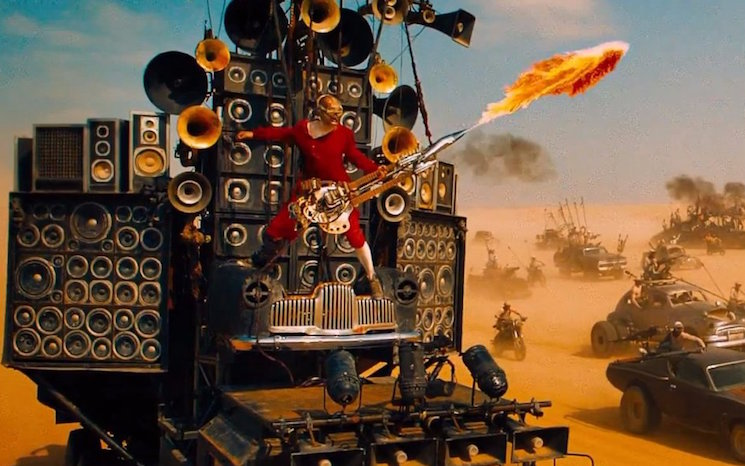 'Mad Max: Fury Road' Prequel 'Furiosa' Is Coming from George Miller