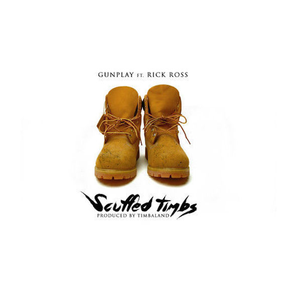 Gunplay 'Scuffed Timbs' (ft. Rick Ross) (prod. by Timbaland)
