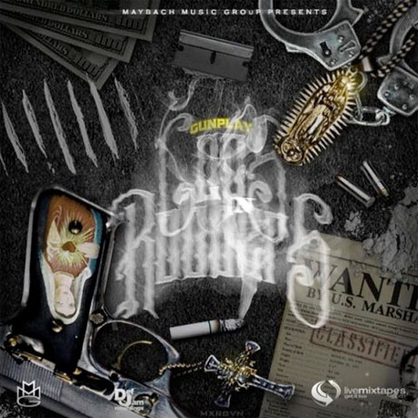 Gunplay 'Cops & Robbers' (mixtape)