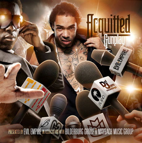 Gunplay 'Acquitted' (mixtape)