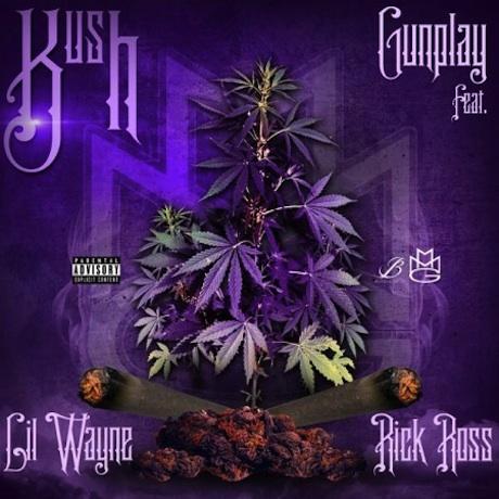 "Gunplay ""Kush"" (ft. Lil Wayne and Rick Ross)"