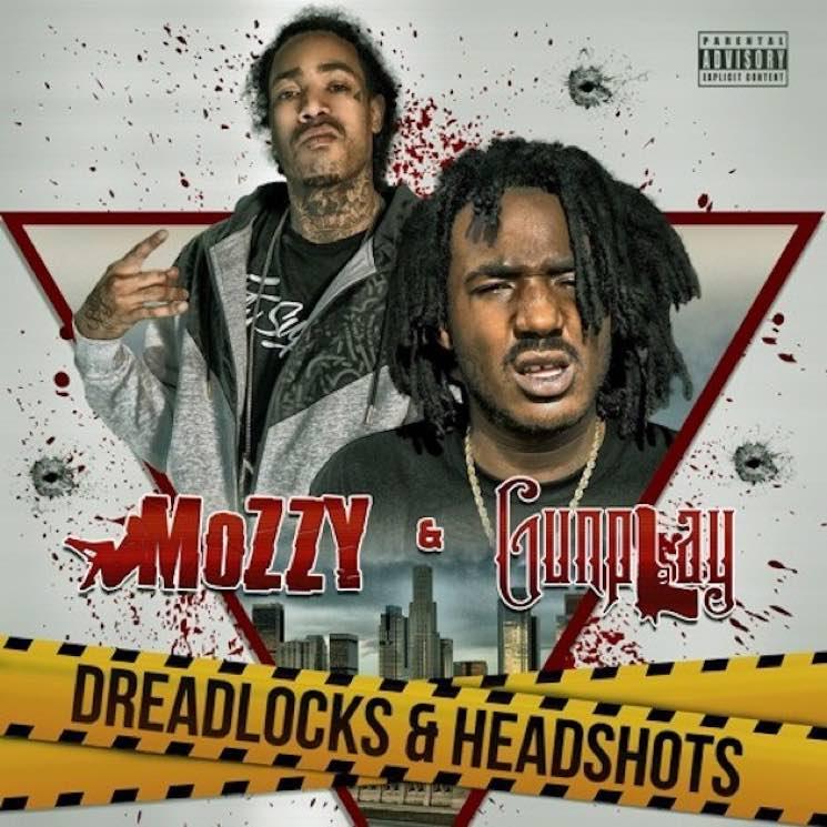 Gunplay & Mozzy  Dreadlocks & Headshots
