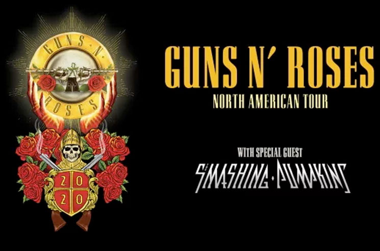Smashing Pumpkins Are Opening for Guns N' Roses in Toronto