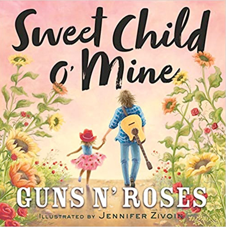 Guns N' Roses Are Releasing Their Very Own Children's Book