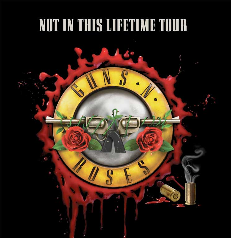 "Guns N' Roses Expand ""Not in This Lifetime Tour,"" Add Toronto Show"