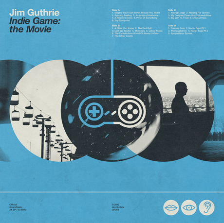 Jim Guthrie Helms 'Indie Game: The Movie' Soundtrack