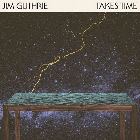 Jim Guthrie 'Takes Time' on New Solo Album