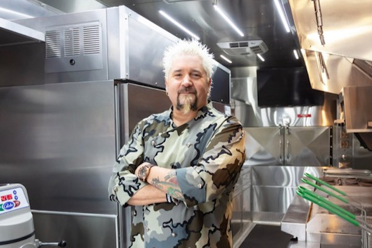 Guy Fieri Raises $20 Million for Restaurant Workers Displaced by COVID-19