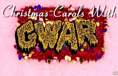 """Gwar """"Christmas Carols With Gwar"""" (video)"""