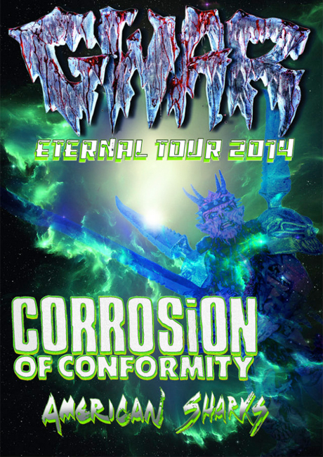 Gwar to Take 'Eternal Tour' Across North America