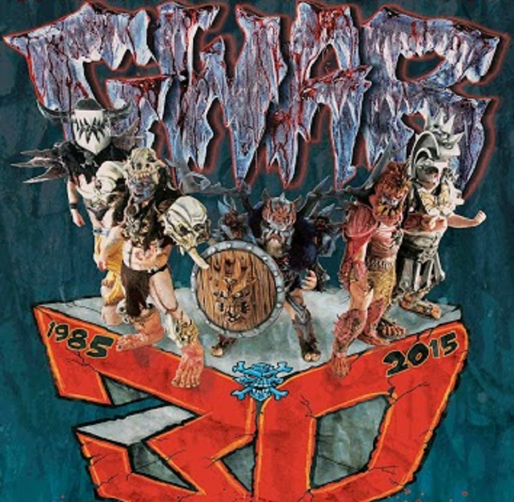 Gwar Extend 30th Anniversary North American Tour