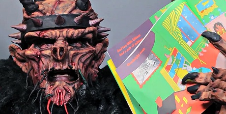 Gwar 'Goodnight Moon' (as read by Oderus Urungus)