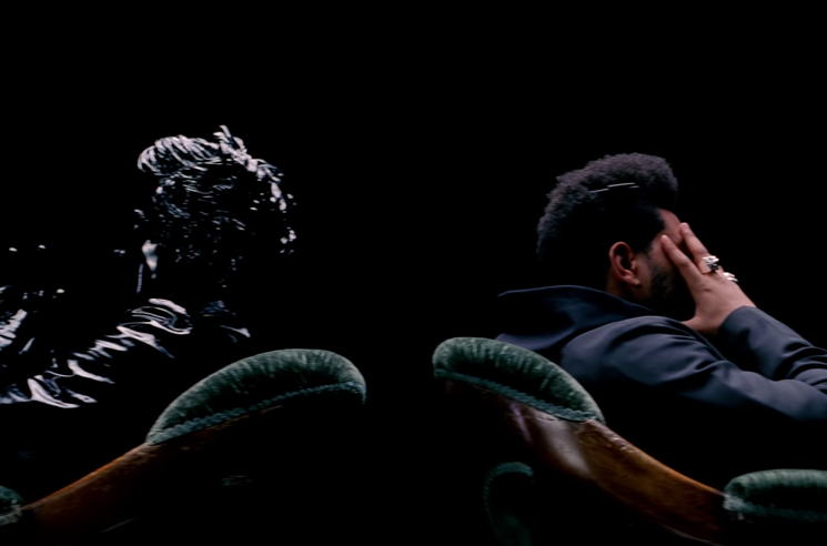 ​Gesaffelstein and the Weeknd Drop 'Lost in the Fire' Video