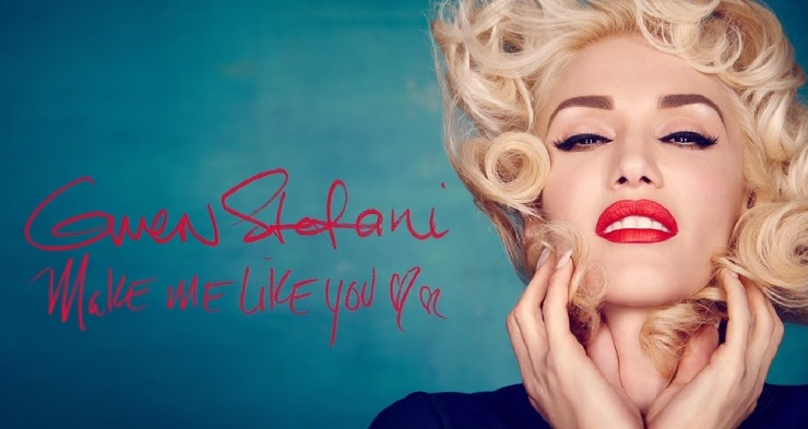 "Gwen Stefani ""Make Me Like You"""