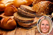 Gwyneth Paltrow Says She Went 'Totally Off the Rails' by Eating Bread During Quarantine