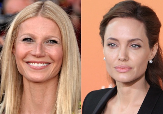 Gwyneth Paltrow and Angelina Jolie Claim Harvey Weinstein Sexually Harassed Them