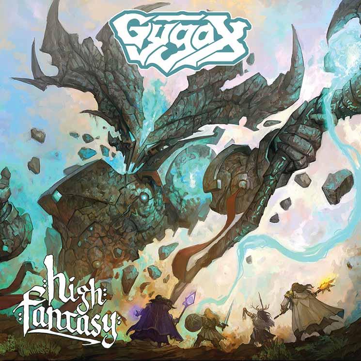 Gygax High Fantasy