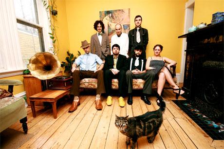 Saskatchewan Jazz Festival: Gypsophilia The Bassment, Saskatoon SK July 1