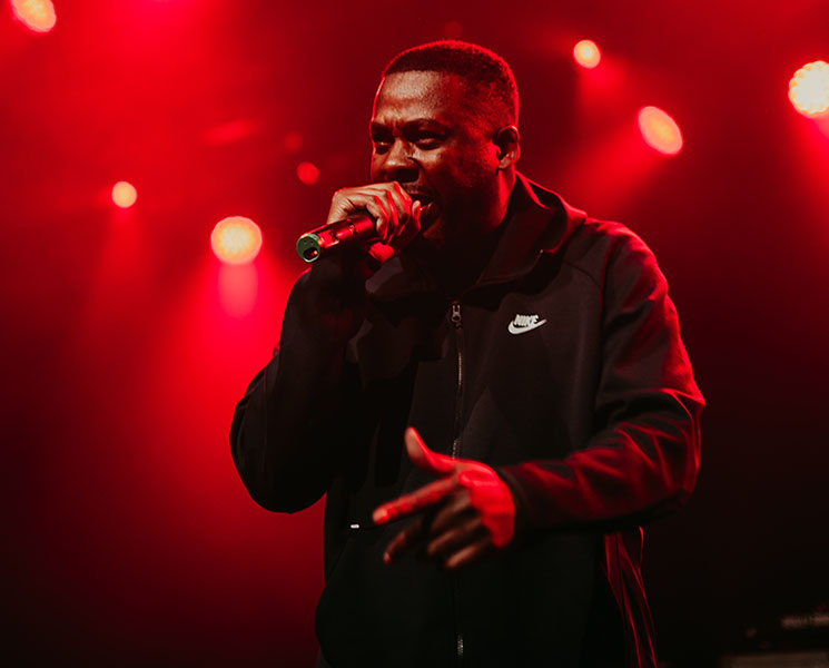 GZA / Killah Priest / Raz Fresco Commodore Ballroom, Vancouver BC, January 20