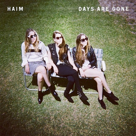 "HAIM ""Edge"" (co-written by Twin Shadow)"