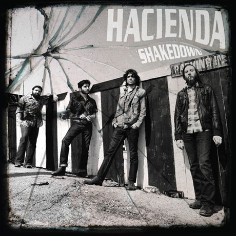 Hacienda 'Shakedown' (album stream)