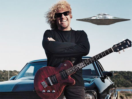 Sammy Hagar Confesses He Was Abducted by Aliens